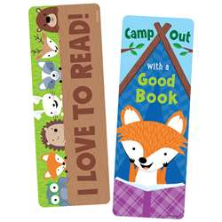 Camp Out With A Good Book Bookmark, CTP0832
