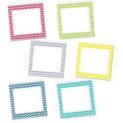 Shop Chevron 6In Designer Cut Outs - Ctp0954 By Creative Teaching Press
