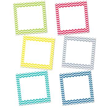 Shop Chevron 10In Designer Cut Outs - Ctp0956 By Creative Teaching Press
