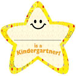 Im A Kindergartener Star Badges By Creative Teaching Press