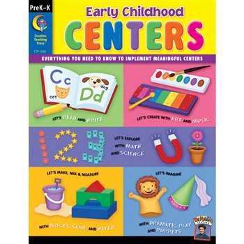 Early Childhood Centers By Creative Teaching Press