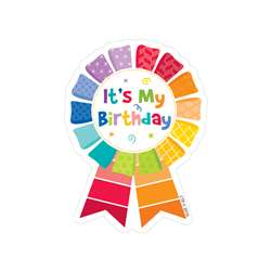 Happy Birthday Badge Painted Palette, CTP1066