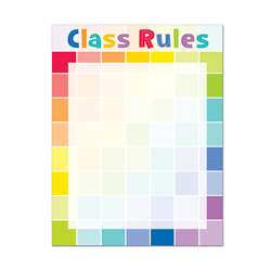 Class Rules Chart - Paint, CTP1127
