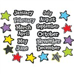 Black And White Months Of The Year Headline By Creative Teaching Press