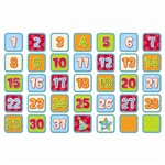 Dots On Turquoise Calendar Days By Creative Teaching Press