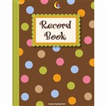 Dots On Chocolate Record Book By Creative Teaching Press