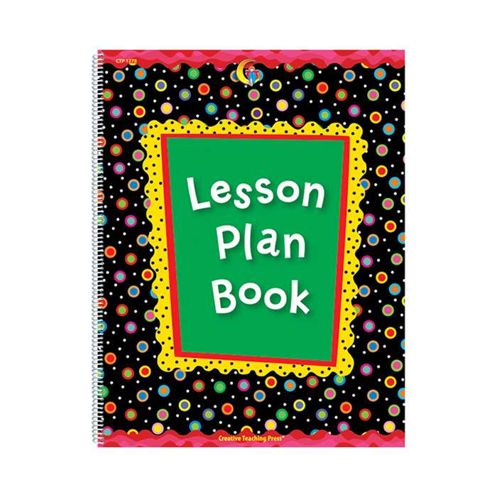 Poppin Patterns Lesson Plan Book By Creative Teaching Press