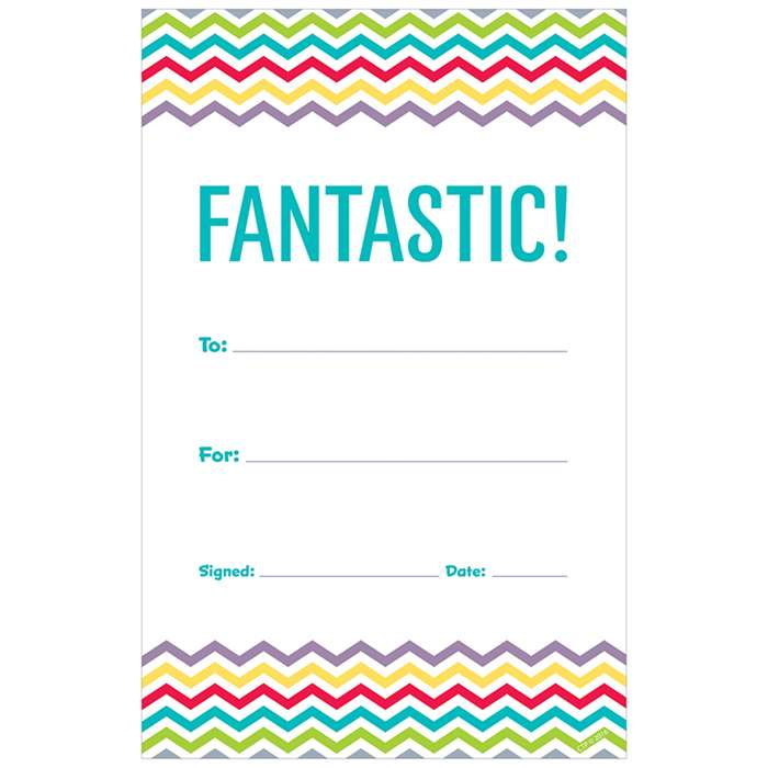 Fantastic Award Chevron, CTP1312
