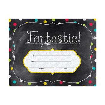 Fantastic Large Awards - Chalk, CTP1316