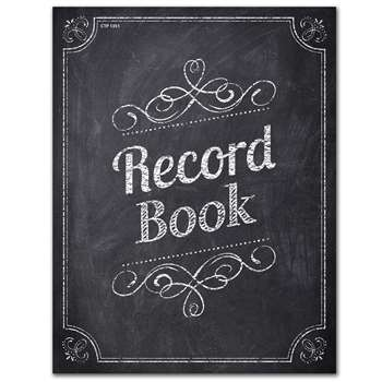 Chalk It Up Record Book, CTP1351