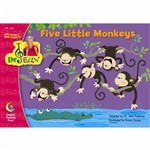 Five Little Monkeys Sing Along/Read Along W/ Dr Jean Pk-1 By Creative Teaching Press