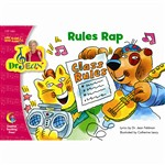 Rules Rap Sing Along/Read Along Word Jean Pk-1 By Creative Teaching Press