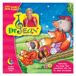 Dr Jean Readers Cd Prek-1 By Creative Teaching Press