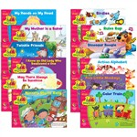 Dr Jean Variety Pack Prek-1 By Creative Teaching Press