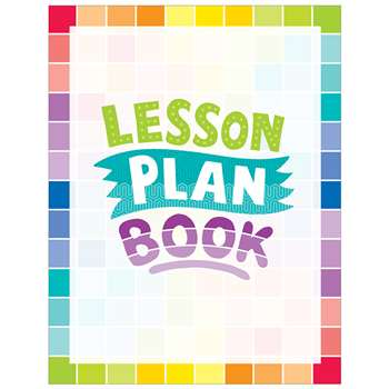 Lesson Book Painted Palette, CTP1403