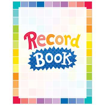Record Planner Painted Palette, CTP1404