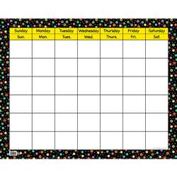 Poppin Patterns Large Calendar Chart By Creative Teaching Press