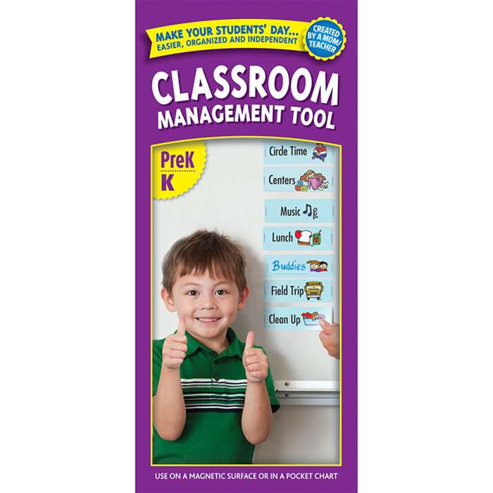 Shop Easy Daysies Gr Pk-K Classroom Management Tool By Creative Teaching Press