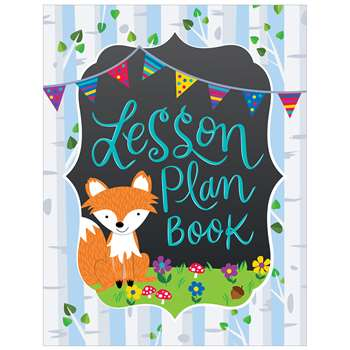 Lesson Book Woodland Friends, CTP1961