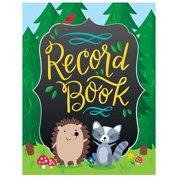 Record Planner Woodland Friends, CTP1963