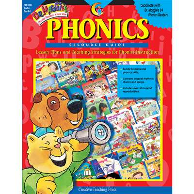 Dr. Maggies Phonics Resource Guide By Creative Teaching Press