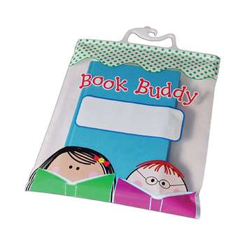 Book Buddy Bags 6/Pk 10 X 12 By Creative Teaching Press