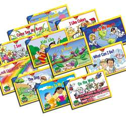 Sight Word Readers K-1 12 Books Variety Pk 1Each 3160-3171 By Creative Teaching Press