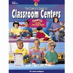 The Complete Guide Class Centers Gr K-3 Classroom, CTP3332