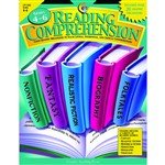 Reading Comprehension Grd 4-6 By Creative Teaching Press