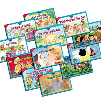 Sight Word Readers 1-2 Variety Pack By Creative Teaching Press