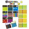 Poppin Patterns Classroom Jobs Mini Bulletin Board Set By Creative Teaching Press