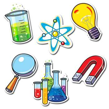Science Lab Designer Cut Outs By Creative Teaching Press