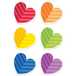 "Valentines Day 6"" Cut Outs, CTP3897"