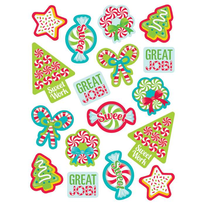 Sweet Rewards Stickers, CTP4048