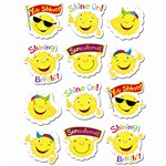 Suns Stickers By Creative Teaching Press