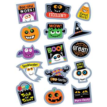 Halloween Rewards Stickers, CTP4200