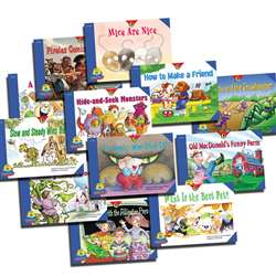 Reading For Fluency Readers Set 2 Variety Pk By Creative Teaching Press