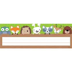 Name Plates Woodland Friends, CTP4400