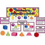 Geometric Shapes And Solids Mini Bbs Gr K-2 By Creative Teaching Press