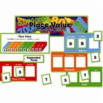 Place Value Decimals-Millions Mini Bbs Gr 3-5 By Creative Teaching Press