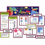 Fractions And Decimals Mini Bbs Gr 3-5 By Creative Teaching Press