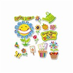 Spring Garden Bulletin Board Set By Creative Teaching Press