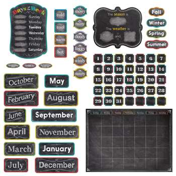 Chalk It Up Calendar Set, CTP4728