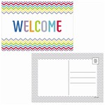 Chevron Welcome Postcards, CTP4802