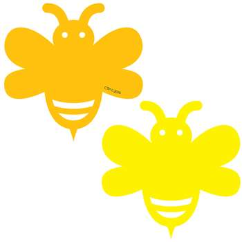 "Bee 3"" Calendar Cut Outs, CTP4905"