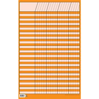Chart Incentive Small Orange By Creative Teaching Press
