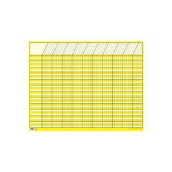 Chart Incentive Horizontal Yellow By Creative Teaching Press
