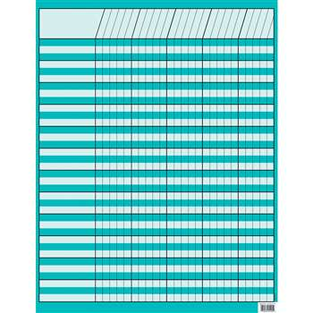 Shop Turquoise Incentive Chart - Ctp5105 By Creative Teaching Press