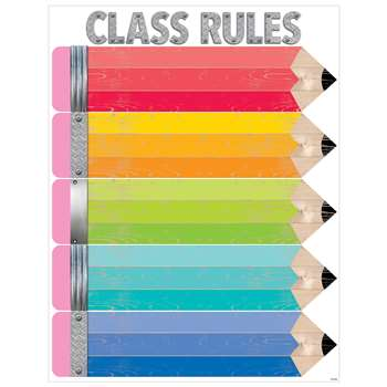 Upcycle Style Class Rules Chart, CTP5249