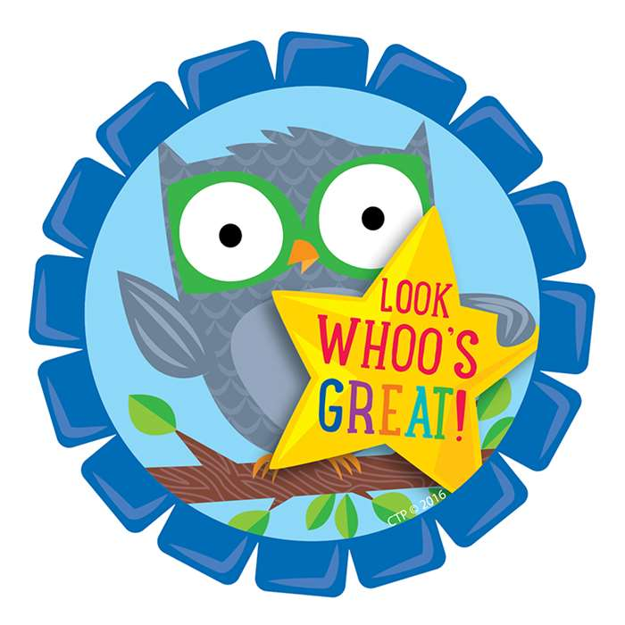 Woodland Friends Badge, CTP5863